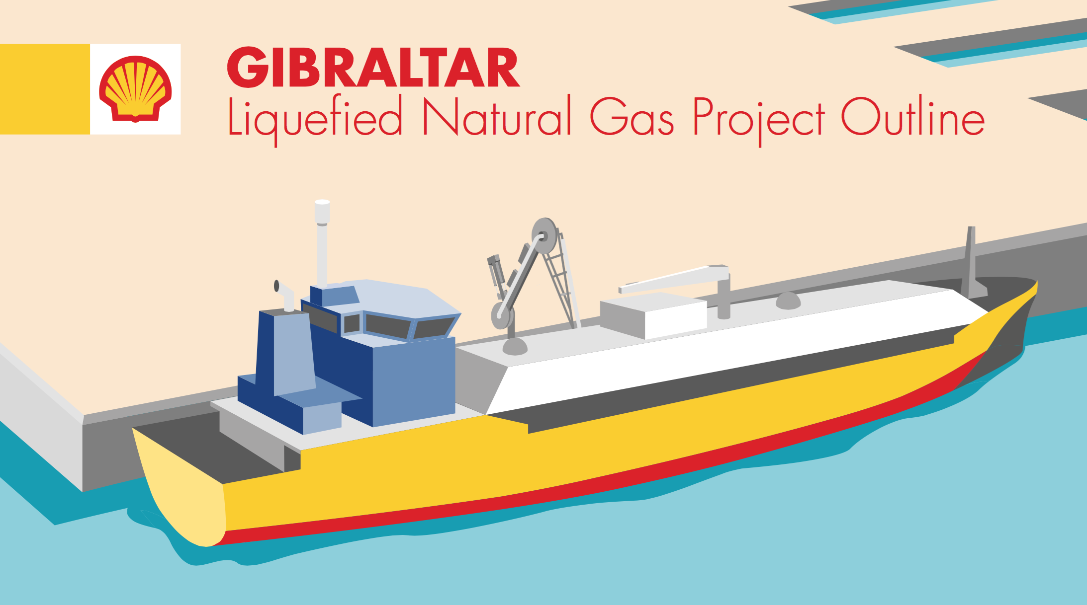 Gibratar Liquefied Natural Gas Project Outline